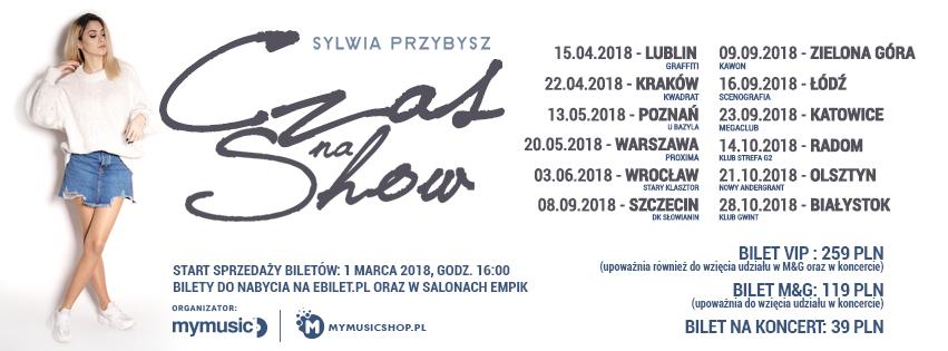 Sylwia Przybysz / Czas na show