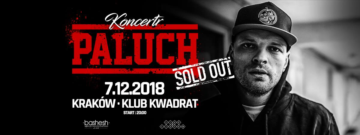 Paluch | Kraków- SOLD OUT!