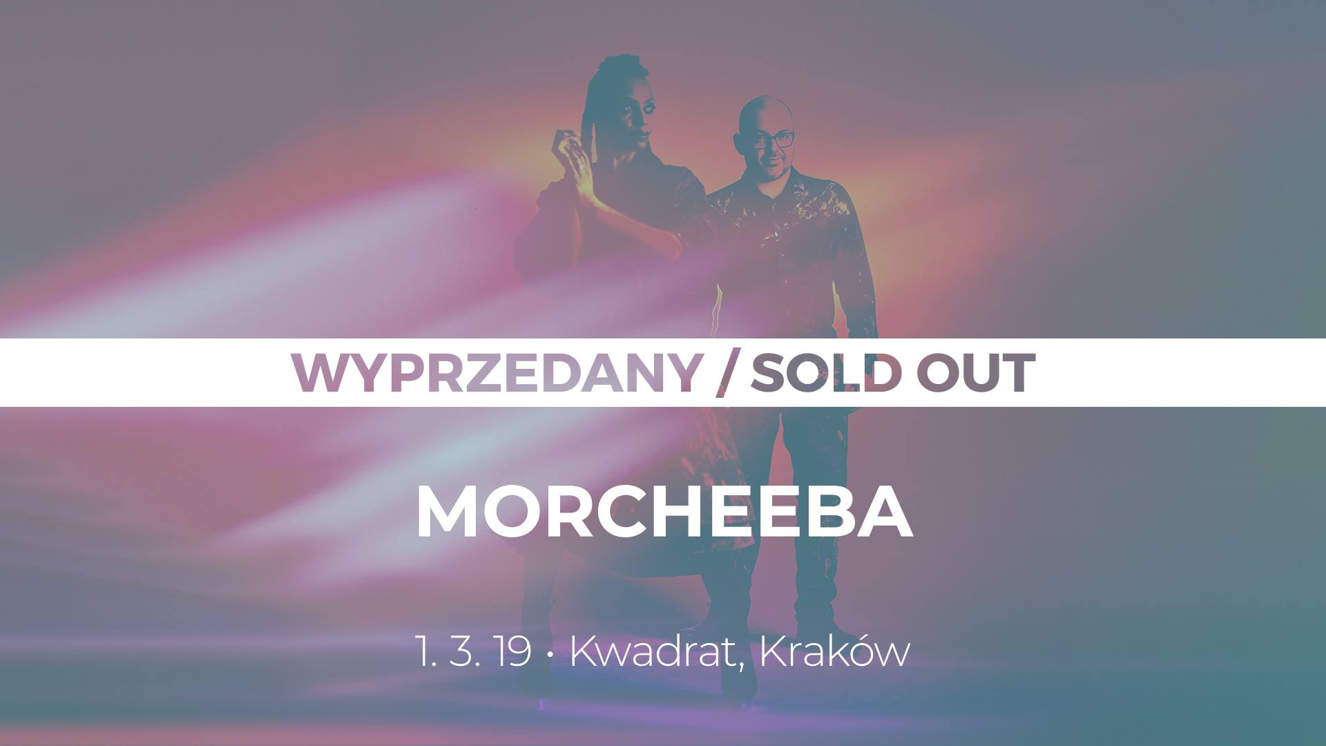 Morcheeba- SOLD OUT