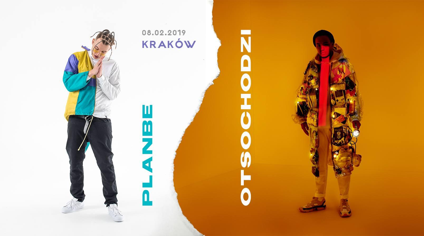PlanBe x Otsochodzi - Kraków