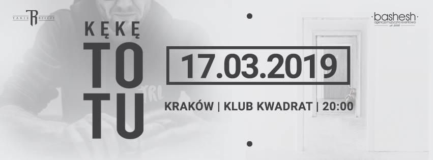 Kękę- Kraków