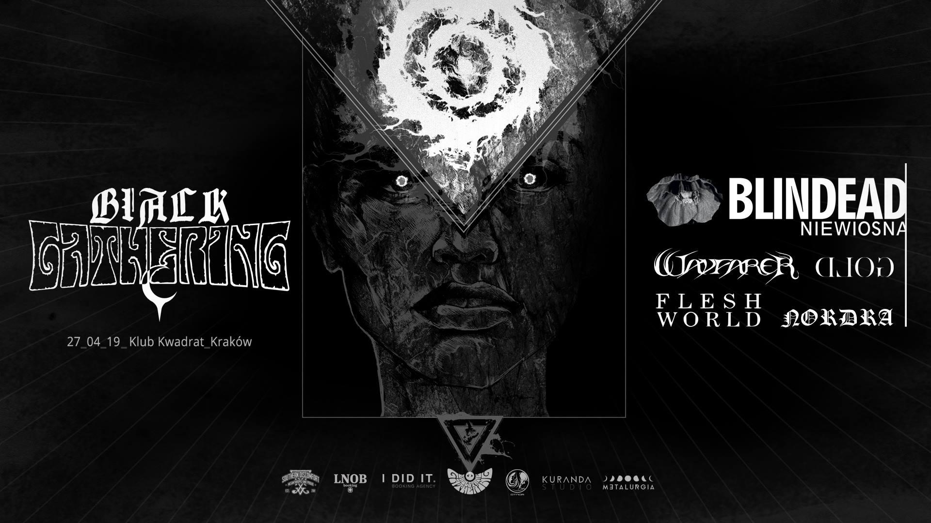 BG #1: Blindead / Wayfarer / GOLD / Fleshworld / Nordra
