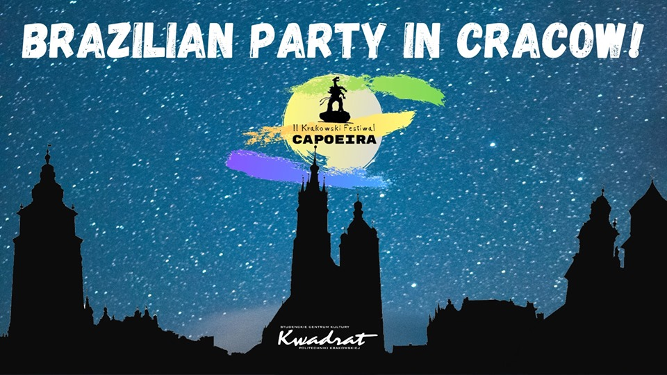 Brazilian Party in Cracow