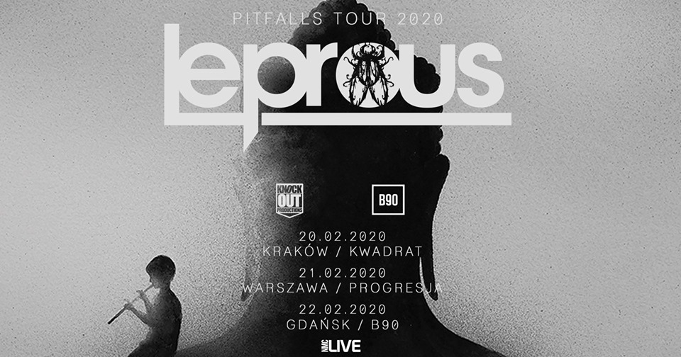 Leprous + Klone, Maraton