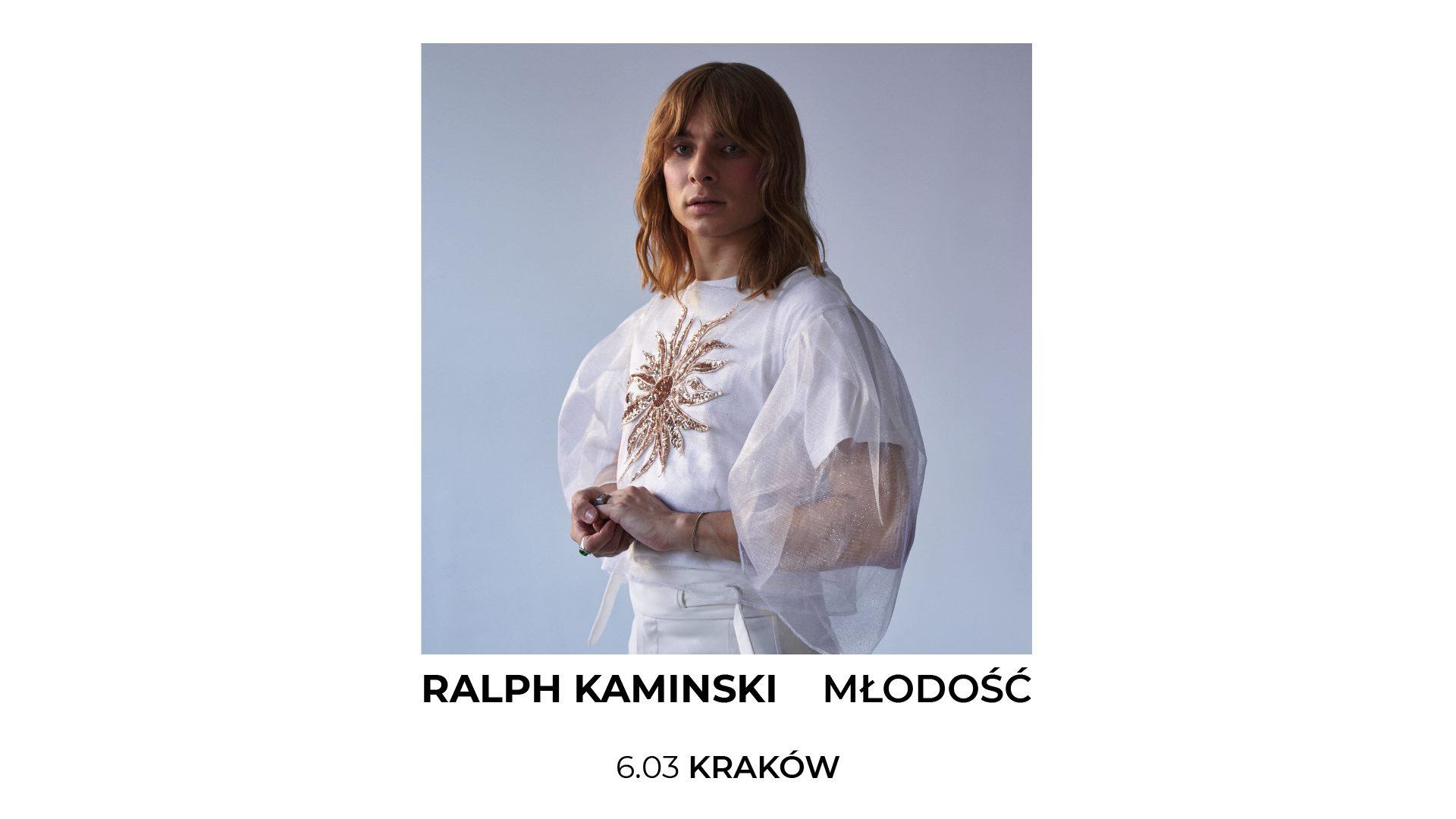 """Ralph Kaminski  """"Młodość"""" - SOLD OUT"""