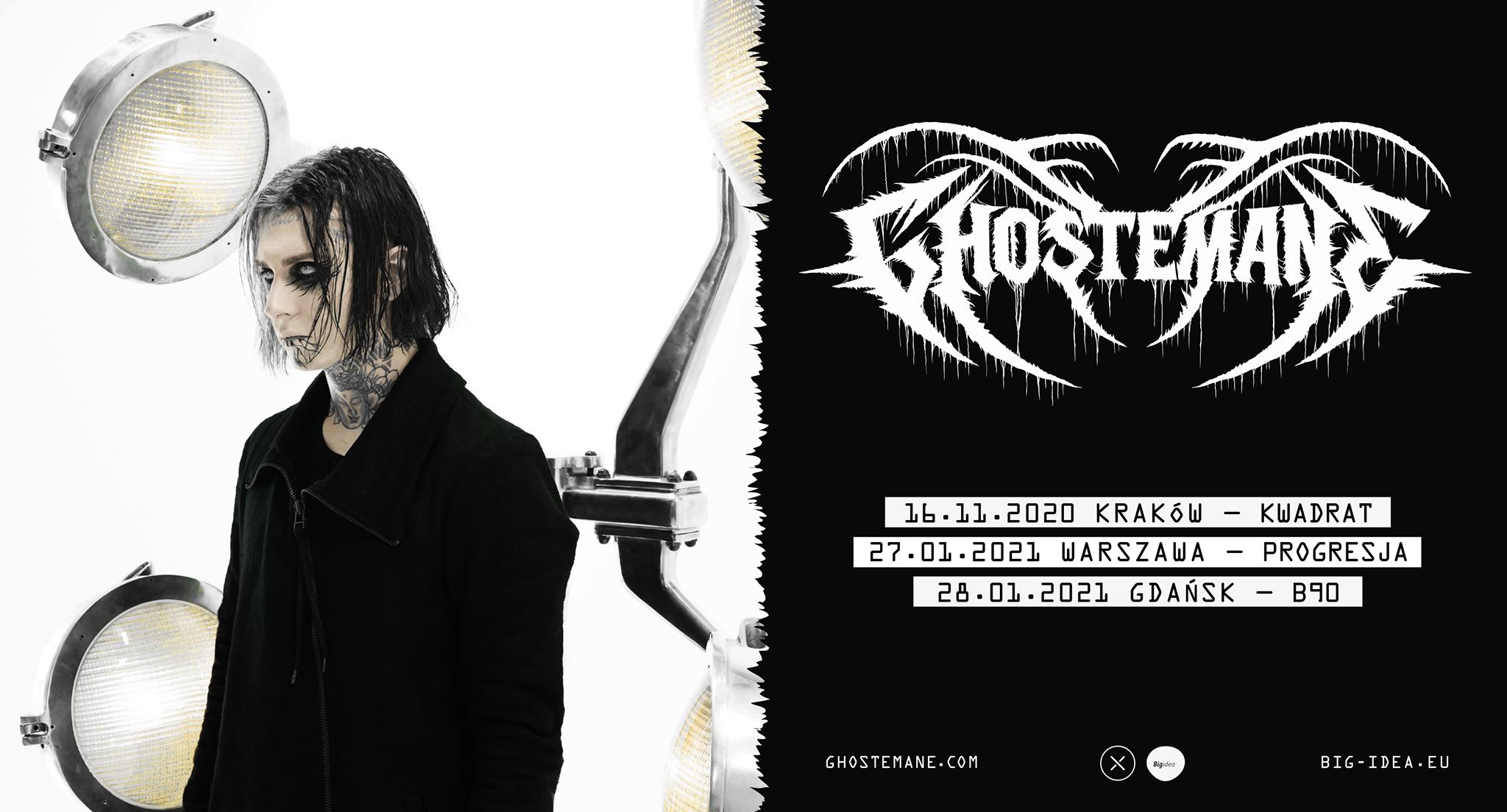 Ghostemane- SOLD OUT
