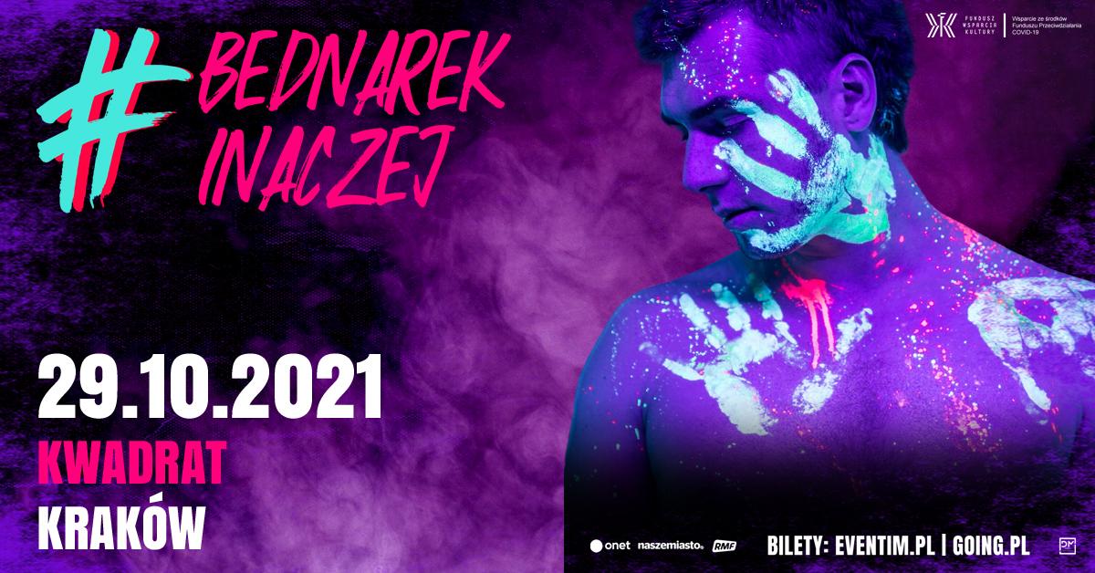Bednarek Inaczej 2021 Tour
