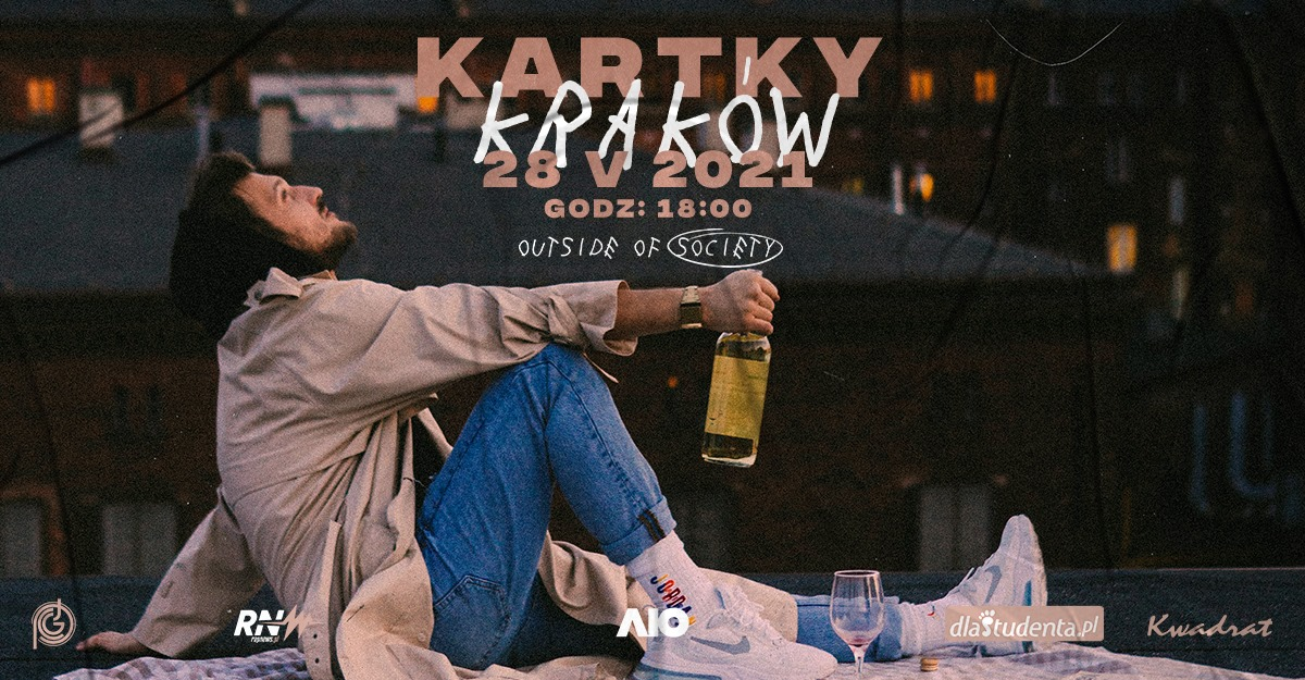 KARTKY w Krakowie #1 | OUTSIDE OF SOCIETY
